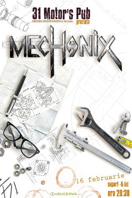 Concert Mechanix @ 31 Motor Pub