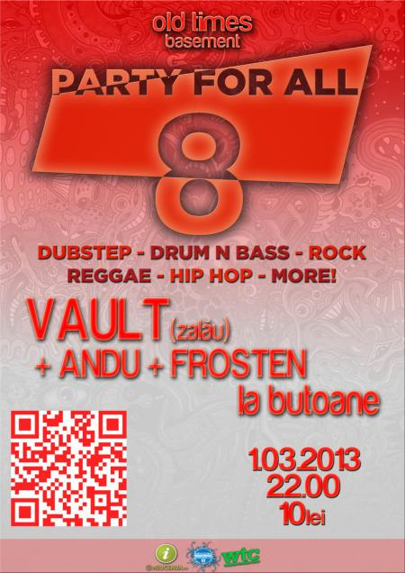 Party for all 8 @ Pub Picadilly