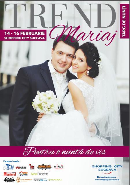 Târgul de nunţi 2014 @ Shopping City Suceava